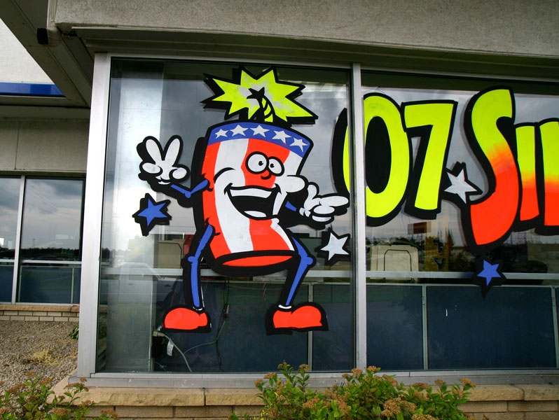 Window Graphics Products Franklin Graphics